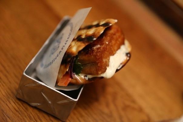 OPSO23 London-倫敦Marylebone車站附近 特色希臘料理OPSO米其林推薦喔