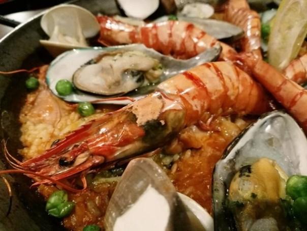 Paella18 竹北-Paella Bistro西班牙菜風味佳