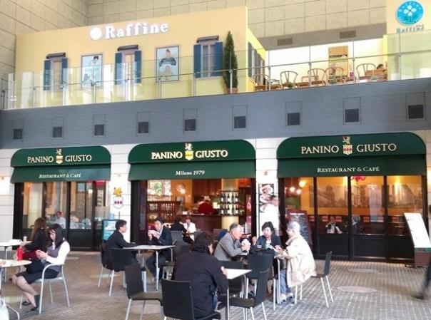 Panino05 Tokyo-Panino Giusto義式三明治 不吃則已 香港剛吃完東京也來吃一次