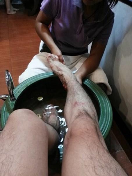SPASilom5 Bangkok-SPA De Silom走累了按摩一下