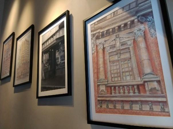 Starbucks14 大同-古蹟遇到星巴克 大稻埕鳳梨大王的家 星巴克保安門市