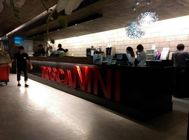 Toscanini04 新竹-托斯卡尼尼 原來管理局旁有這樣的義大利餐廳