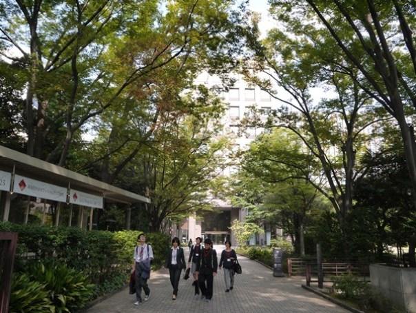WASEDA170110 Waseda-都電荒川線散策之早稻田大學&鬼子母神社