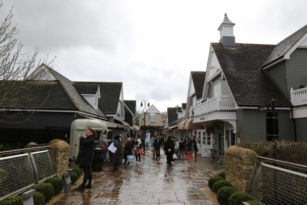 bicestervillage16 London-Bicester Village outlet果真是讓人停不下來的地方