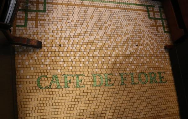 cafe-de-flore05 Paris-花神咖啡 論時事評政府 文人聚集的咖啡館