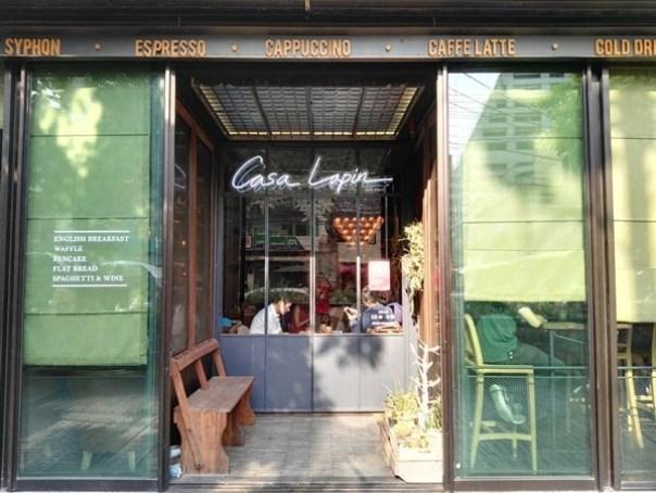 casa03 Bangkok-Casa Lapin曼谷超人氣咖啡廳 熱鬧中帶靜謐的溫暖