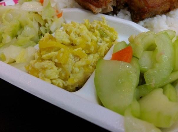 chickenleg08 竹北-金山雞腿飯 招牌雞腿皮酥肉嫩超飽足 蝦捲香脆排骨軟嫩