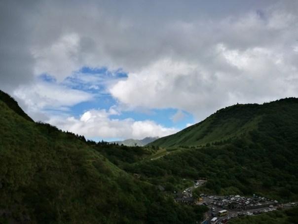 chixinmt04 陽明山-登七星山而小台北 台北第一高峰