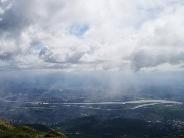 chixinmt12 陽明山-登七星山而小台北 台北第一高峰