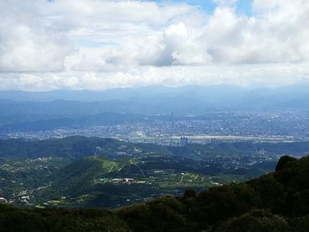 chixinmt13 陽明山-登七星山而小台北 台北第一高峰