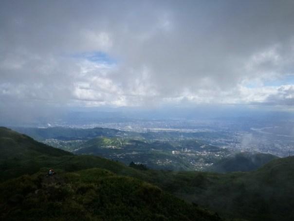 chixinmt20 陽明山-登七星山而小台北 台北第一高峰