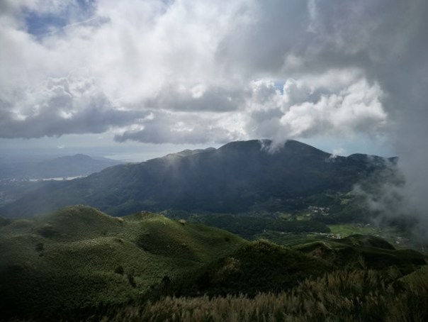 chixinmt22 陽明山-登七星山而小台北 台北第一高峰