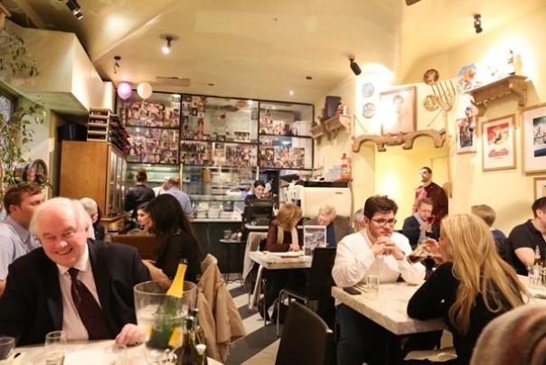 da-mario04 London-Da Mario永遠的王妃 黛安娜常吃的店在倫敦