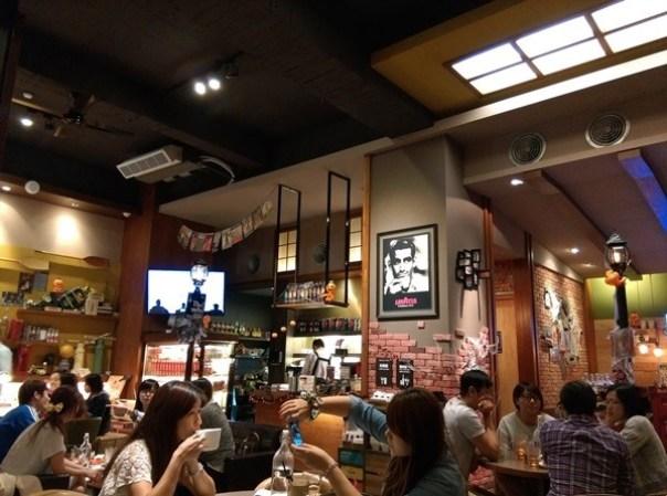 demmark06 中壢-丹馬克咖啡 溫暖空間少數開到半夜的咖啡廳