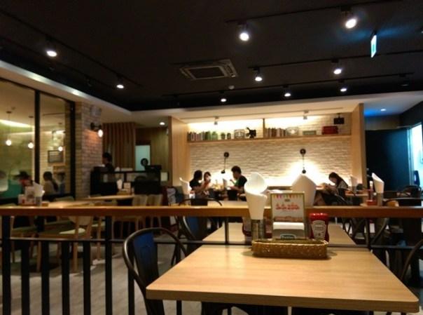 fanier10 竹北-Fanier 費尼 竹北也有好吃的漢堡店囉!!早午餐也不賴