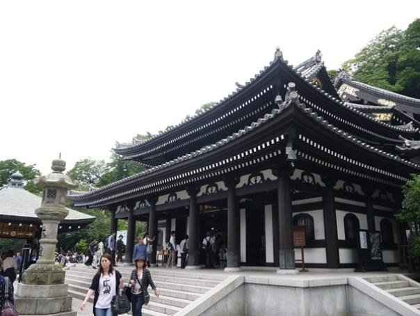 flowertemple22 Kamakura-鎌倉長谷寺 紫陽花季人山人海啊
