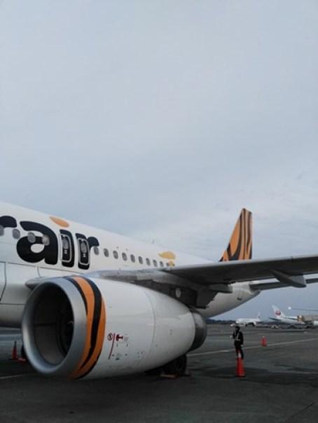 fly6 201602首飛日本 虎航看雪去