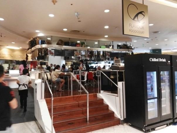 foodhall01 Bangkok-Central World Food Court高級美食街美食選擇多