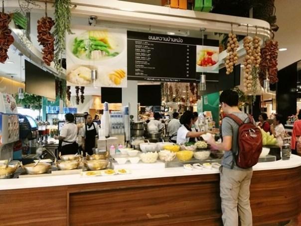 foodhall09 Bangkok-Central World Food Court高級美食街美食選擇多
