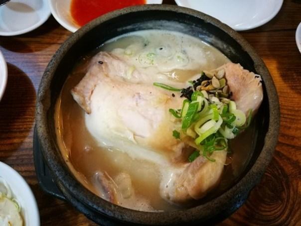 ginsengchicken15 Seoul-土俗村蔘雞湯 超人氣首爾必吃