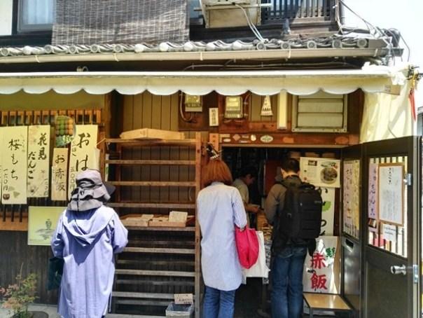 gion01 Kyoto-祇園饅頭 林 鶴遊堂 兩百年的京都和菓子店