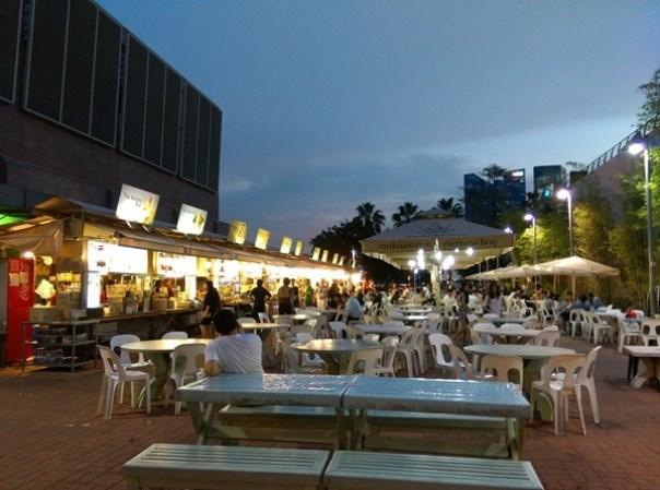 gluttonsbay02 Singapore-Gluttons Bay附帶一流新加坡美景的小吃區