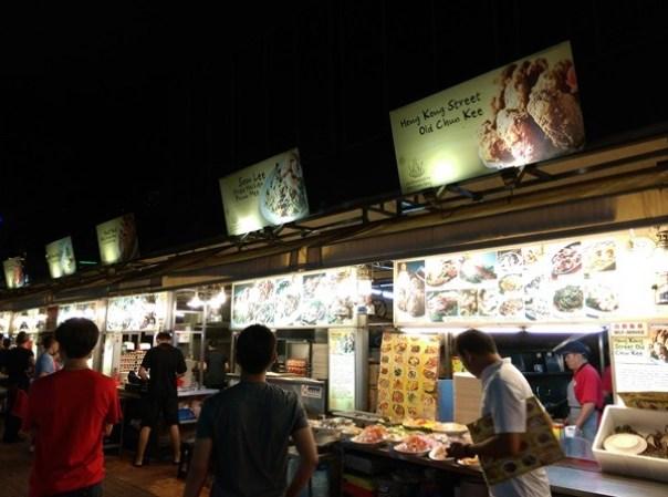 gluttonsbay05 Singapore-Gluttons Bay附帶一流新加坡美景的小吃區