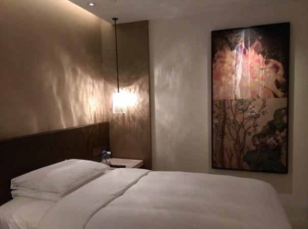 grandhyatt05 HK-Grand Hyatt舒服的飯店 五星級香港君悅酒店