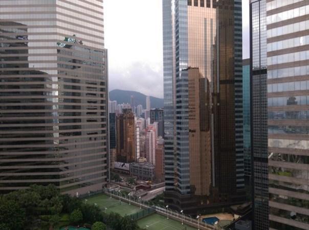 grandhyatt16 HK-Grand Hyatt舒服的飯店 五星級香港君悅酒店