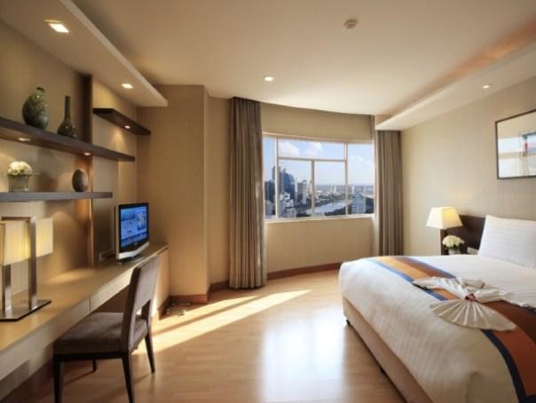 grandsukhumvit18 Bangkok-Grand Sukhumvit Hotel Bangkok交通一級方便啊