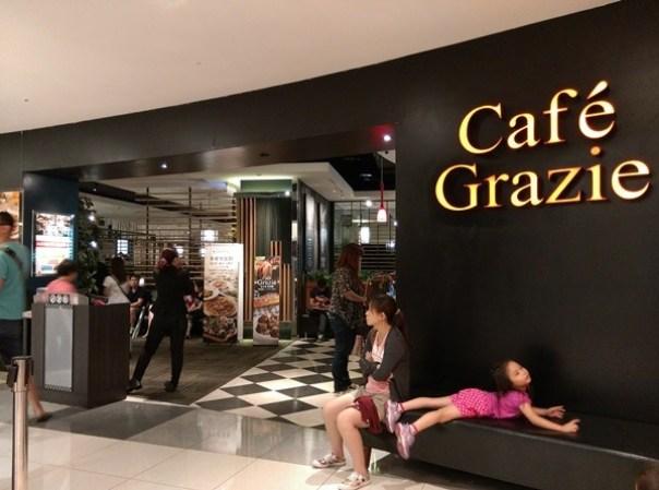 grazie01 中壢-華麗慵懶的義大利餐廳 一整個熱量報表到極點!!!古拉爵大江店