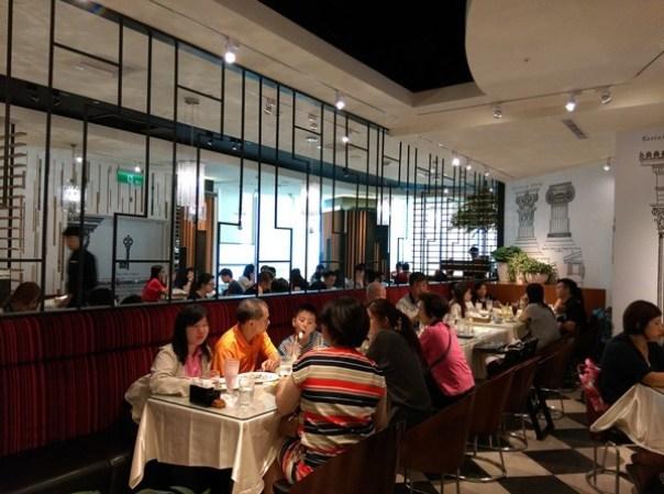 grazie03 中壢-華麗慵懶的義大利餐廳 一整個熱量報表到極點!!!古拉爵大江店