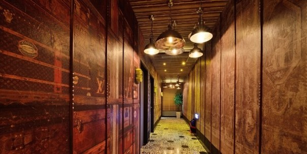 in_pic07 鹽埕-冒煙的喬 就是公寓旅店 美式復古特色旅店