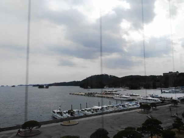 kaki07 Matsushima-たいかん亭 搭船遊松島前來一份牡蠣大餐 牡蠣也太大顆飽滿!