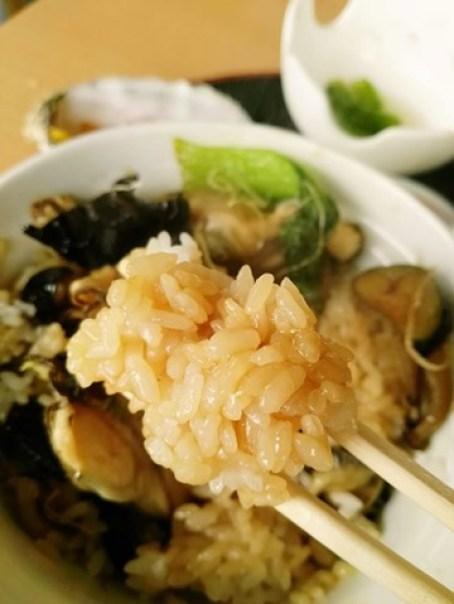 kaki19 Matsushima-たいかん亭 搭船遊松島前來一份牡蠣大餐 牡蠣也太大顆飽滿!
