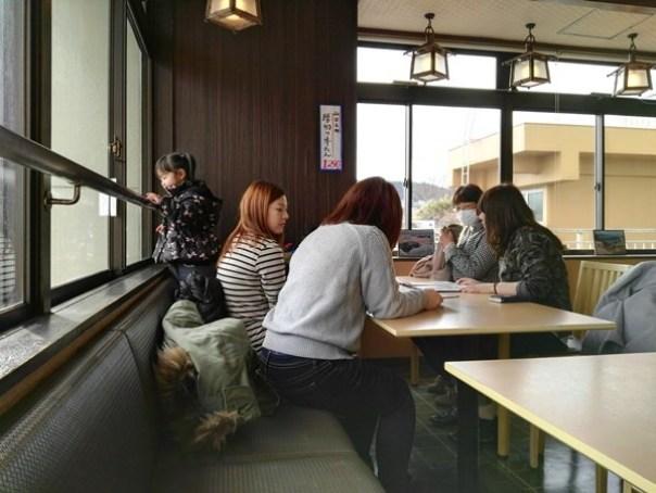 kaki20 Matsushima-たいかん亭 搭船遊松島前來一份牡蠣大餐 牡蠣也太大顆飽滿!