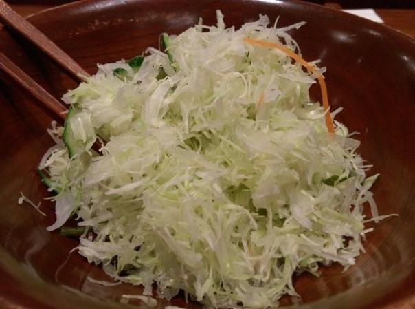 katsudon06 Tokyo-かつ吉 新丸大樓美食街超多好物 這裡的炸豬排炸物真不賴