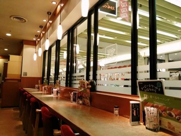 komeda19 Nagoya-名古屋名店Komada's Coffee買咖啡送早餐的Morning Service