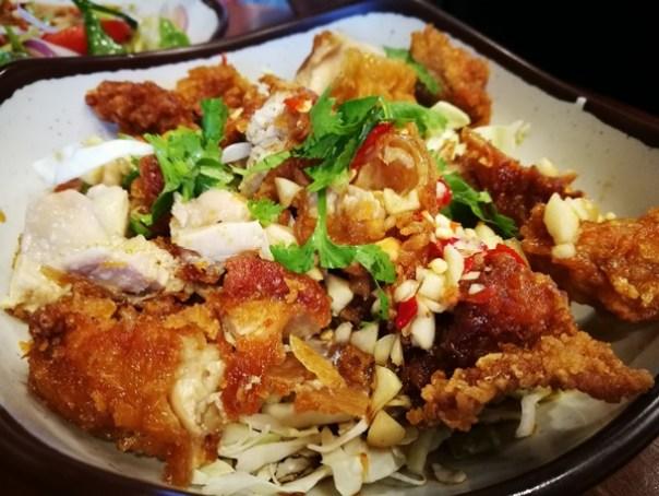 thaifood12 大園-儂翠 CP值超高的泰式料理 東西好吃搬到那裡都一樣生意興隆
