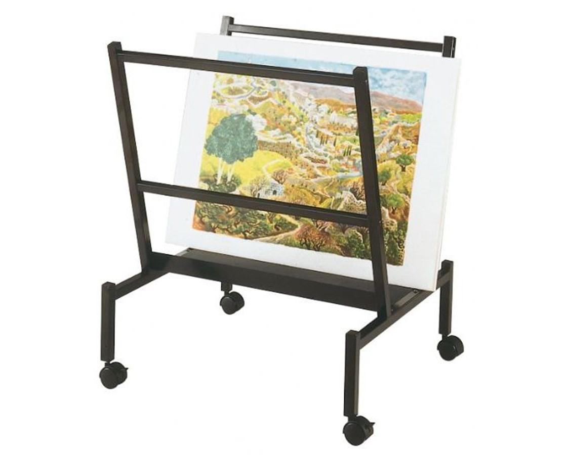 poster and print rack