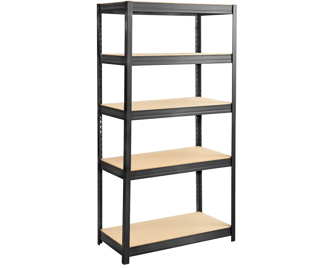 Safco 6245bl Boltless Steel And Particleboard Shelving