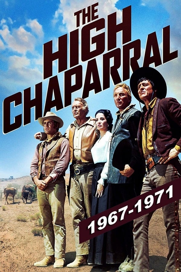 The High Chaparral series tv complet