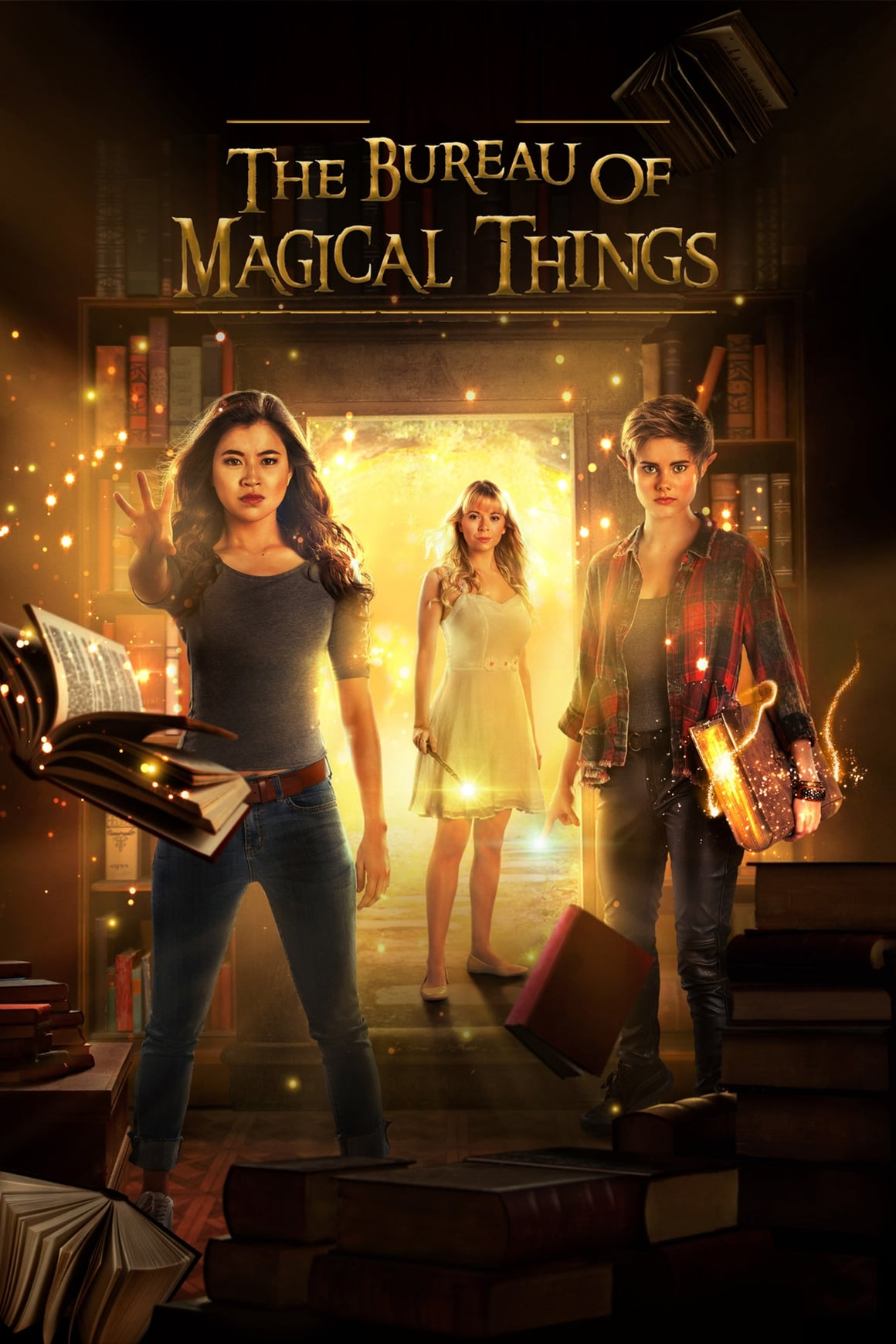 The Bureau of Magical Things series tv complet