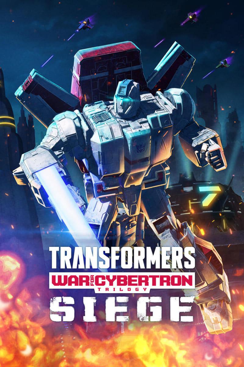 Transformers : La Guerre pour Cybertron - Le siège series tv complet