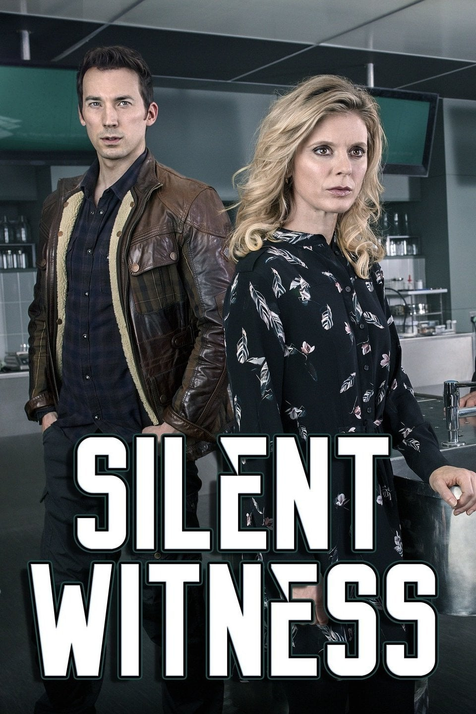 Silent Witness series tv complet