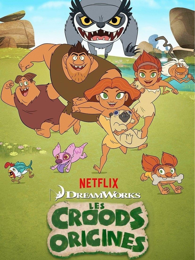 Les Croods : Origines series tv complet