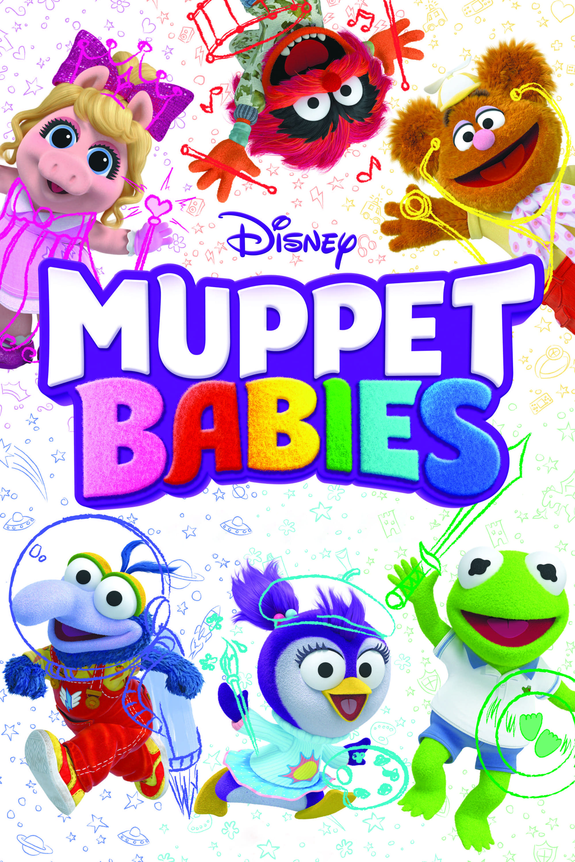 Muppet Babies series tv complet