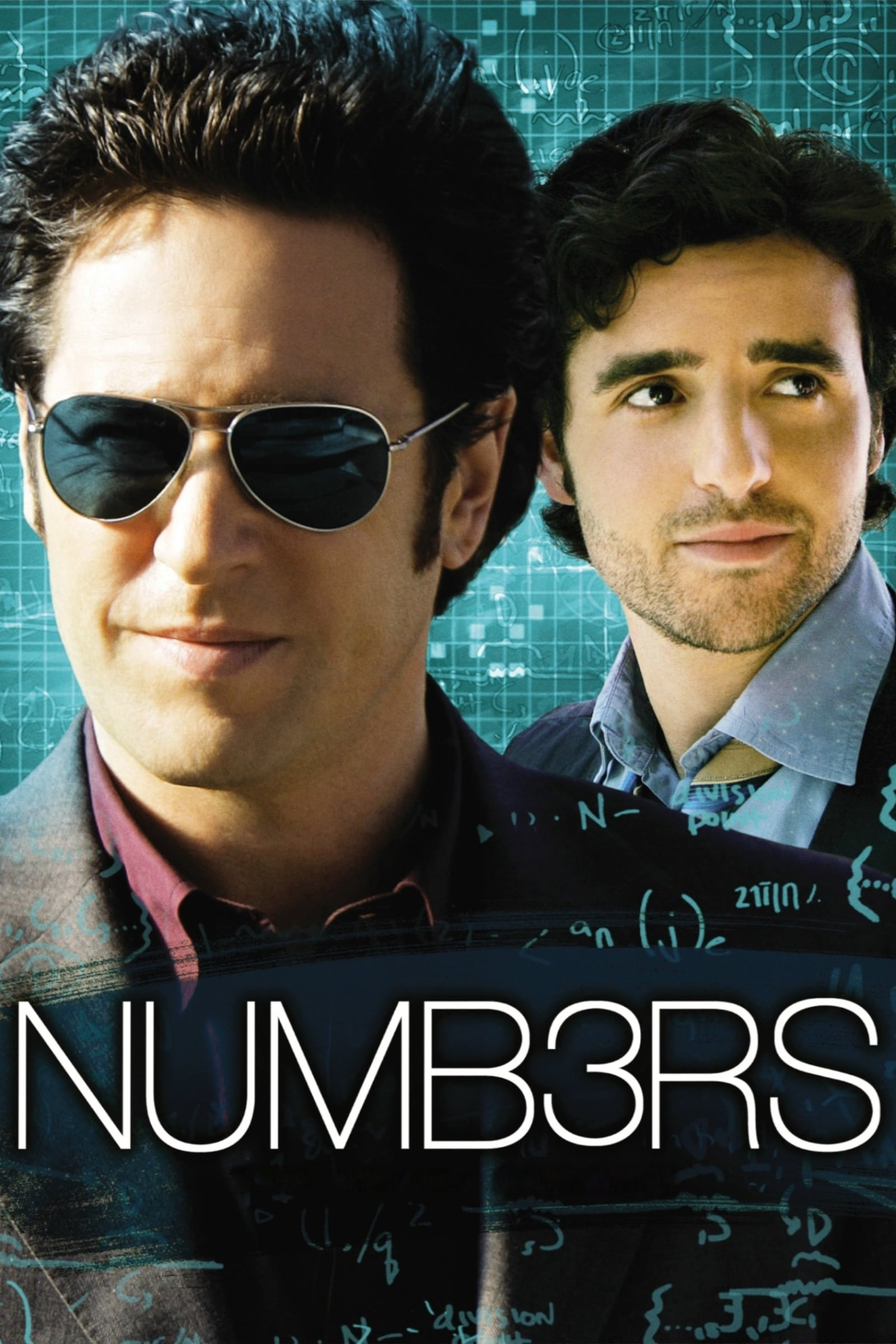 Numb3rs series tv complet