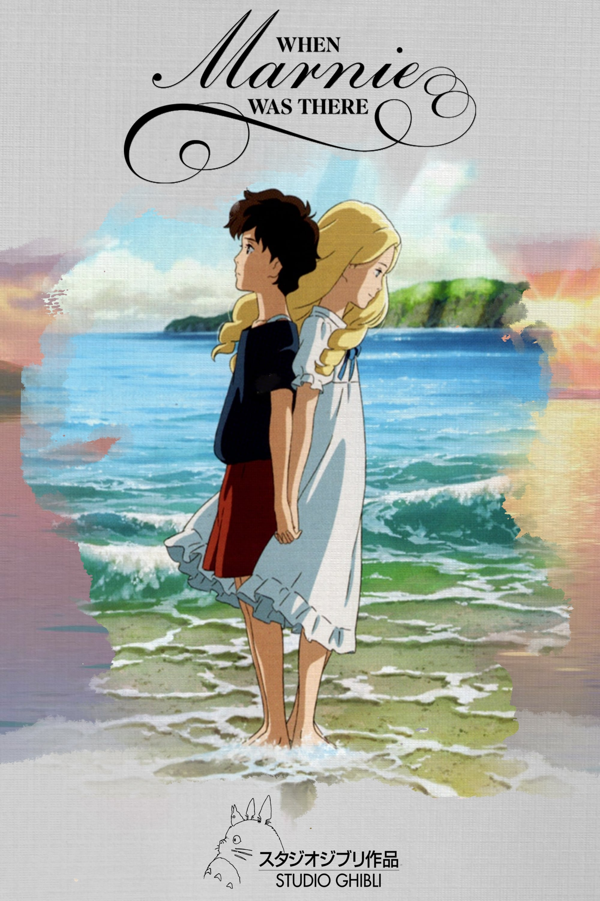 When Marnie Was There (2014) - Posters — The Movie Database (TMDb)