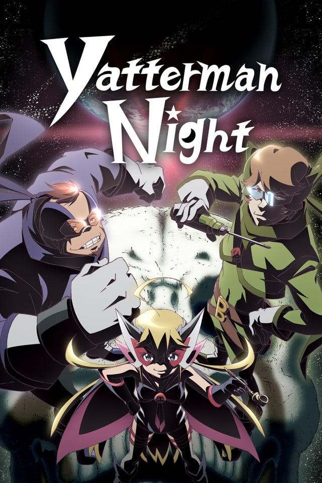 Yoru No Yatterman series tv complet